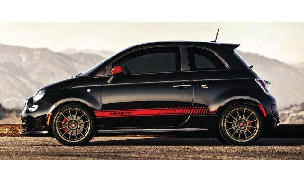 Fiat 500 Graphics