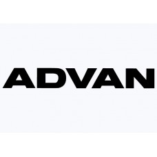 ADVAN Vinyl Sticker