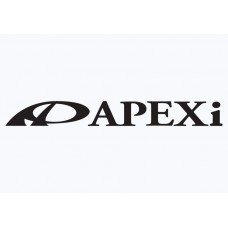APEXI Vinyl Sticker