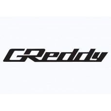 GReddy Vinyl Sticker