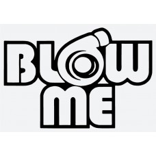 JDM Blow Me Vinyl Sticker