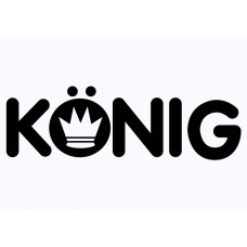 KONIG Vinyl Sticker