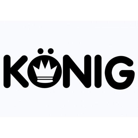 KONIG Vinyl Sticker