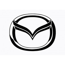 Mazda Badge Vinyl Sticker