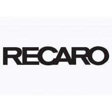 Recaro Vinyl Sticker