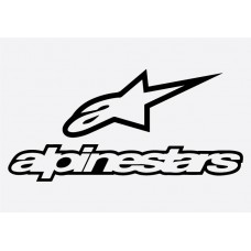 Alpinestars  Formula 1 Sticker