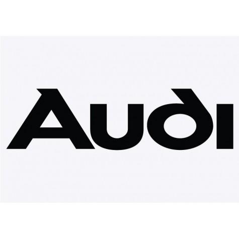 Audi Badge Vinyl Sticker
