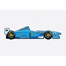 Benetton F1 2000 Sticker