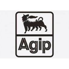 Bike Decal Sponsor Sticker -  AGIP