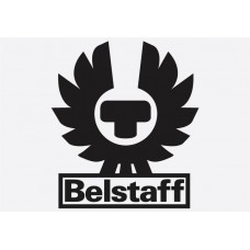 Bike Decal Sponsor Sticker -  Belstaff