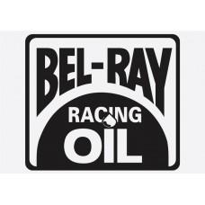 Bike Decal Sponsor Sticker -  Bel-Ray