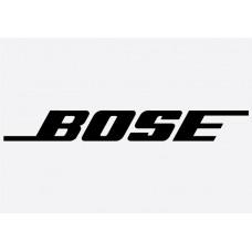 Bike Decal Sponsor Sticker -  Bose