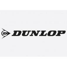 Bike Decal Sponsor Sticker -  Dunlop