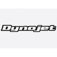 Bike Decal Sponsor Sticker -  DynoJet