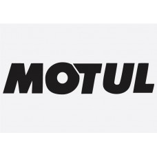 Bike Decal Sponsor Sticker - Motul