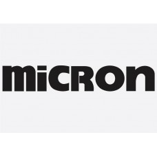 Bike Decal Sponsor Sticker - Micron
