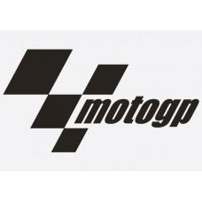 Bike Decal Sponsor Sticker - Moto GP