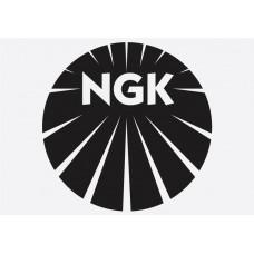 Bike Decal Sponsor Sticker - NGK 1