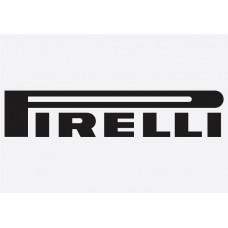Bike Decal Sponsor Sticker - Pirelli