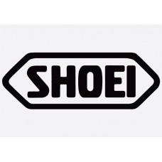 Bike Decal Sponsor Sticker - Shoei