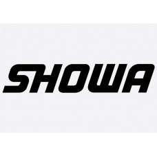 Bike Decal Sponsor Sticker - Showa