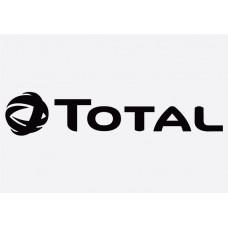 Bike Decal Sponsor Sticker - Total