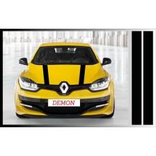 Bonnet Stripes 001