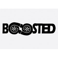 Boosted JDM Graphic