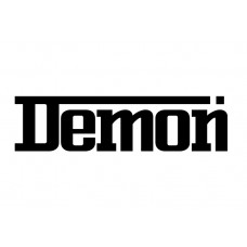 Demon Graphics Brand Sticker 2