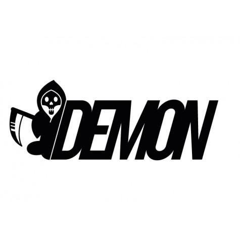 Demon Graphics Brand Sticker 4