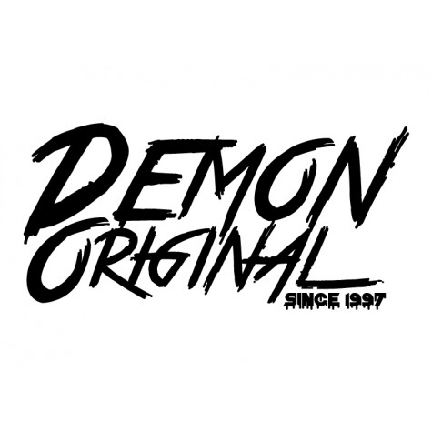 Demon Graphics Brand Sticker 5
