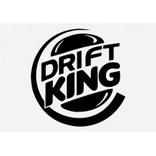 Drift King JDM Graphic