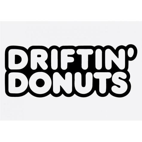 Driftin Donuts JDM Graphic