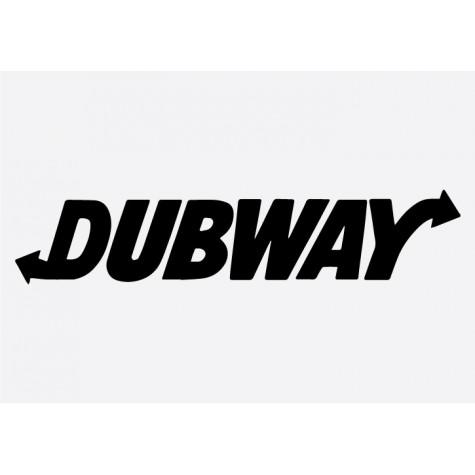 Dubway JDM Graphic