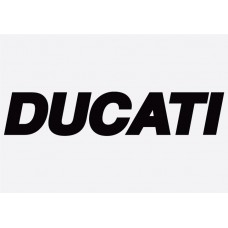 Bike Decal - Ducati 1