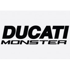 Bike Decal - Ducati 10