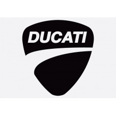 Bike Decal - Ducati 18