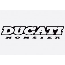 Bike Decal - Ducati 4