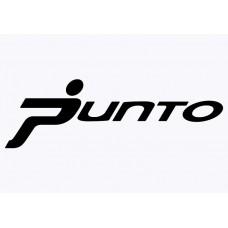 Fiat Punto Vinyl Sticker