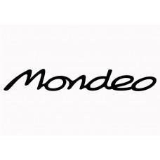 Ford Mondeo Vinyl Sticker