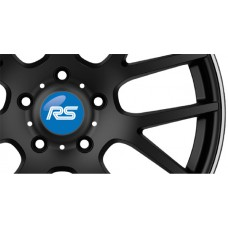Ford RS Wheel Badges (Set of 4)