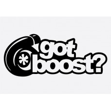 Got Boost JDM Graphic