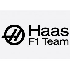 Haas F1 Team Formula 1 Sticker