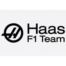 Haas F1 Team Formula 1 Sticker