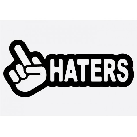 Haters JDM Graphic