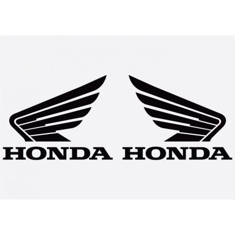 Bike Decal - Honda 3