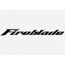 Bike Decal - Honda 4