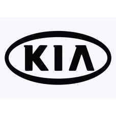 KIA Badge Vinyl Sticker