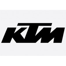 Bike Decal - KTM 1