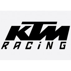 Bike Decal - KTM 2
